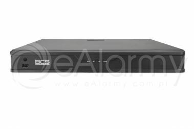 BCS-P-NVR1602-4K-II Rejestrator IP 16 kanałowy 12MPx BCS POINT