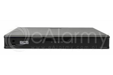 BCS-P-NVR1602-4K-16P-II Rejestrator IP PoE 16 kanałowy 12MPx BCS POINT