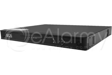 BCS-P-NVR3204-4K-II Rejestrator IP 32 kanałowy 12MPx BCS POINT