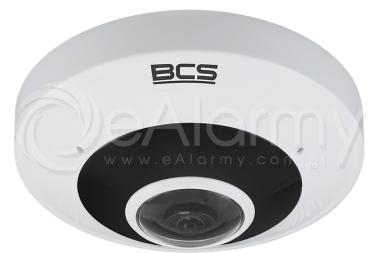 BCS-P-629R3SA-II Kamera IP 12.0 Mpx, FISHEYE BCS POINT