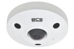BCS-SFIP2600IR-II Kamera IP 6.0 Mpx, FISHEYE BCS