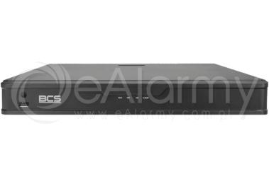 BCS-P-NVR1602-4K-16P-E Rejestrator IP PoE 16 kanałowy 8MPx BCS POINT