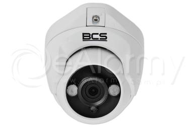 BCS-DMQE1500IR3-B Kamera kopułowa 4w1, 5MPx BCS