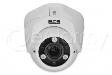 BCS-DMQ3803IR3-B Kamera kopułowa 4w1, 8MPx BCS