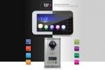 Zestaw TOP4: monitor KW-C709C-W100_W + kamera KW-1380EMC-1BS wideodomofon KENWEI