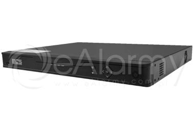 BCS-P-NVR0802-4K-8P-II Rejestrator IP PoE 8 kanałowy 12Mpx BCS POINT