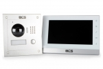 BCS-VDIP5 Jednorodzinny zestaw wideodomofonowy IP BCS