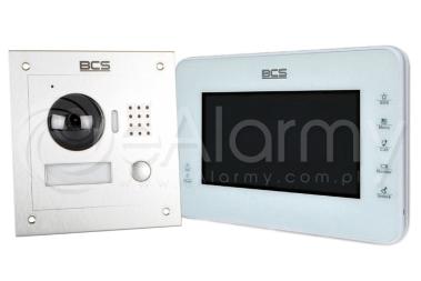 BCS-VDIP6 Jednorodzinny zestaw wideodomofonowy IP BCS