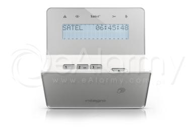 INT-KWRL2-SSW Manipulator LCD, bezprzewodowy SATEL