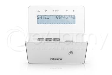 INT-KWRL2-WSW Manipulator LCD, bezprzewodowy SATEL