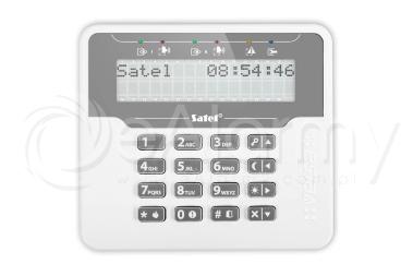 VERSA-KWRL2 Manipulator LCD, bezprzewodowy SATEL
