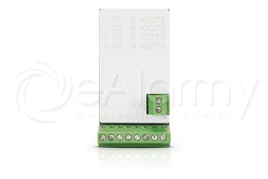 ACX-210 Ekspander wejść i wyjść przewodowych ABAX 2 SATEL