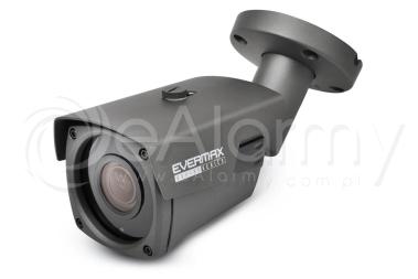 EVX-FHD515IR-G Kamera tubowa 4w1, 5 MPx, 2.8-12mm, grafitowa EVERMAX