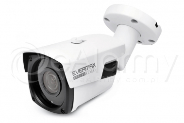 EVX-FHD515IR-W Kamera tubowa 4w1, 5 MPx, 2.8-12mm, biała EVERMAX