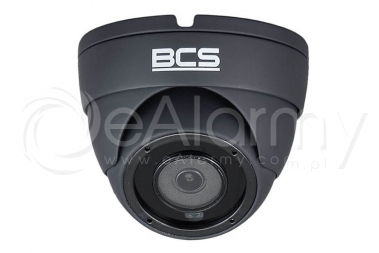 BCS-DMQ2501IR3-G Kamera kopułowa 4w1, 5MPx BCS