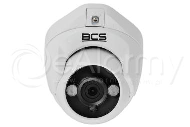 BCS-DMQ1503IR3-B Kamera kopułowa 4w1, 5Mpx BCS