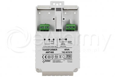 AWT468 Transformator TRZ 40VA/16V/18V PULSAR