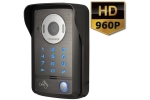 DRC-41DKHD Kamera kolorowa HD, podtynkowa, jednoabonentowa COMMAX