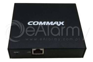 CGW-1KM Bramka VoIP do systemu wideodomofonowego IP COMMAX