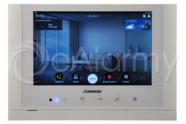 "CIOT-1020M WHITE Monitor 10,2"" systemu wideodomofonowego IP COMMAX"