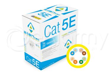 KIU5PVCY305 Przewód UTP kat. 5e ALANTEC [BOX 305m]