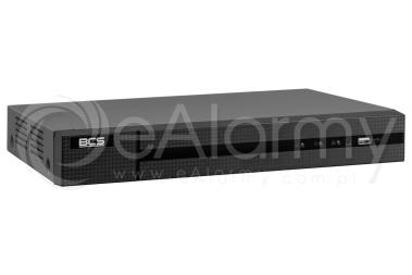BCS-B-NVR0401 Rejestrator IP 4 kanałowy, 8MPx BCS BASIC