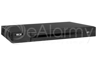BCS-B-NVR1602 Rejestrator IP 16 kanałowy, 8MPx BCS BASIC