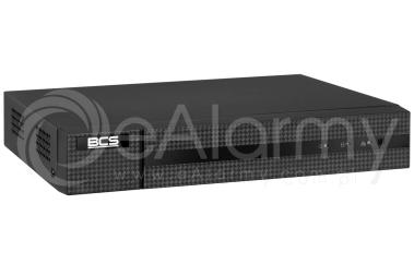 BCS-B-XVR0801-4KE Rejestrator HDCVI, HDTVI, AHD, ANALOG, IP 8 kanałowy BCS BASIC