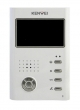 KW-E430C Monitor głośnomówiący 4.3 cala, biały, wideodomofon KENWEI
