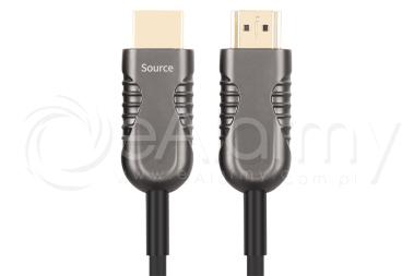 Y-C1029BK Światłowodowy kabel HDMI 2.0, 15m UNITEK