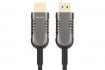 Y-C1033BK Światłowodowy kabel HDMI 2.0, 50m UNITEK