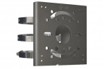 BCS-P-A31-G Grafitowy uchwyt słupowy dla kamer BCS POINT