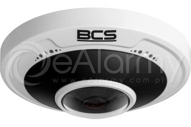 BCS-P-625R3SA Kamera IP FISHEYE 5.0 Mpx BCS POINT