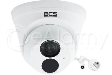 BCS-P-212R3-E-II Kamera IP 8.0 Mpx, kopułowa BCS POINT
