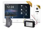 Zestaw wideodomofonowy FHD 10 cali, jednorodzinny NEXWEI