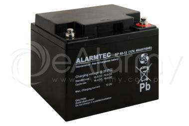 Akumulator BP 40-12 Alarmtec 12V 40Ah