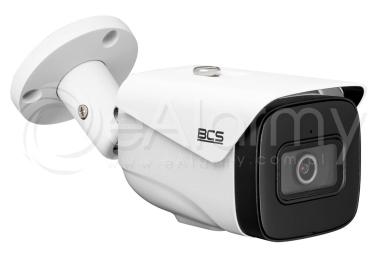 BCS-TIP4501IR-E-Ai Kamera IP 5.0 Mpx, tubowa BCS