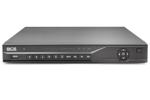 BCS-NVR0802-4K-P Rejestrator IP 8 kanałowy ze switchem PoE, 12MPx 4K BCS
