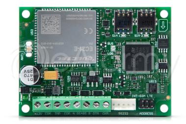 INT-GSM LTE Moduł komunikacyjny SATEL