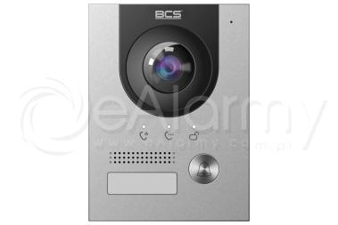 BCS-PAN1701S-S Panel wideodomofonowy IP BCS