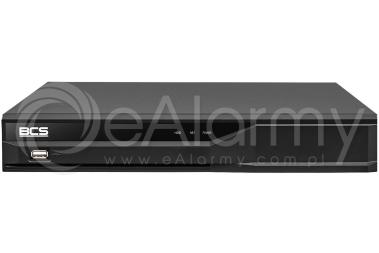 BCS-XVR0801-IV Rejestrator HDCVI, HDTVI, AHD, ANALOG, IP 8 kanałowy BCS