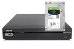 BCS-NVR0801X5ME-II Rejestrator IP 8Mpx BCS 8-kanałowy + dysk 2TB