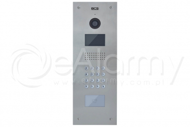 BCS-PAN9103S-S Panel wideodomofonowy IP BCS
