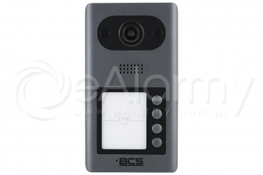 BCS-PAN4401G-S Panel wideodomofonowy IP BCS
