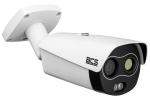 BCS-TIP4220807IR-TTW Kamera termowizyjna z pomiarem temperatury