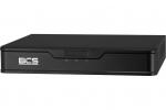 BCS-P-NVR0401-4P-E Rejestrator IP PoE 4-kanałowy BCS POINT