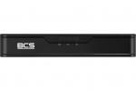 BCS-P-NVR0401-4K-4P Rejestrator IP PoE 4-kanałowy BCS POINT