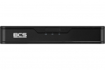 BCS-P-NVR0801-4K-8P Rejestrator IP PoE 8-kanałowy BCS POINT