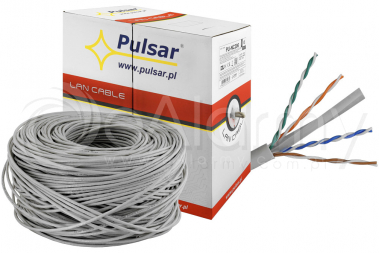 PU-NC206 Kabel UTP kat. 6 BOX 305m PULSAR