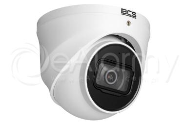 BCS-DMIP2801IR-E-Ai Kamera IP 8.0 Mpx, kopułkowa BCS